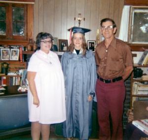 Mom Pregnant at my high school graduation